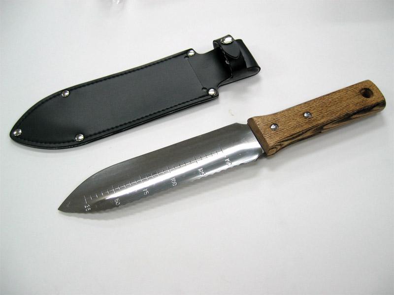Weeding Knife Straight Blade